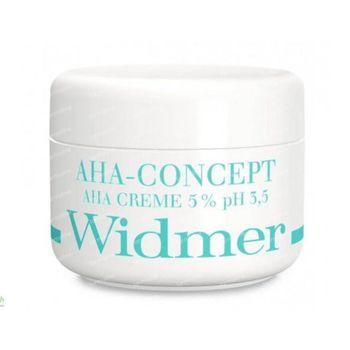 Louis Widmer AHA-Concept 5% Crème sans Parfum 50 ml