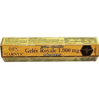 Marnys Royal Jelly 30 kapseln