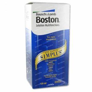 Boston Simplicity 120 ml solution