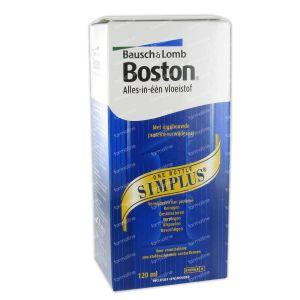 Boston Simplicity 120 ml soluzione