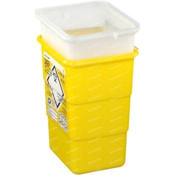 Sharpsafe Container Aiguilles 1L 1 st