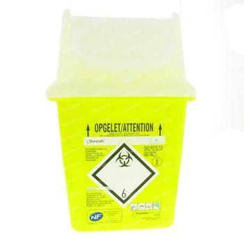 Sharpsafe Container Aiguilles 7L 4110 1 pièce