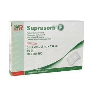 Suprasorb F Sterile Dressing 5 x 7cm 10 pieces