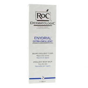 Roc Enydrial Extra-Emollient Body Balsam Sehr Trockene Haut 200 ml tube