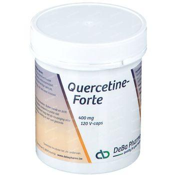 Deba Pharma Quercetine-Forte 400mg 120 capsules