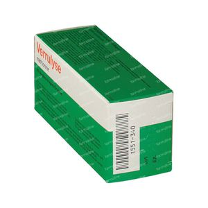 Verrulyse Methionine 40 St Dragées