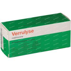 Verrulyse Methionine 40  coated tablets