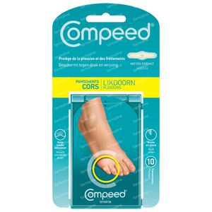 COMPEED® Likdoornpleisters Medium 10 pleisters