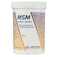 Deba MSM Pulver 500 g