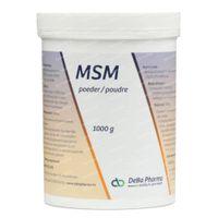 Deba MSM Pulver 1 kg