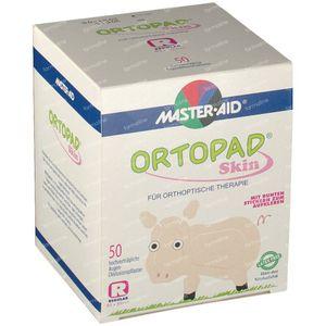 Ortopad Skin Regular Oogpleister 50 stuks
