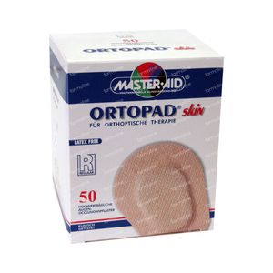 Ortopad Skin Regular Eye Plaster 50 St