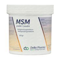 Deba MSM Poudre 250 g