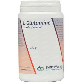 Deba L-Glutamine Poudre Soluble 250 g