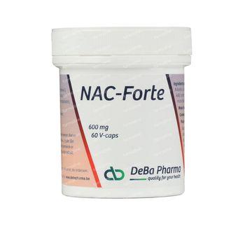 Deba NAC Fort Deba 60 capsules