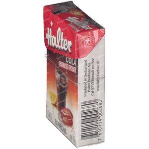 Halter Bonbon Cola Sugar Free 40 g