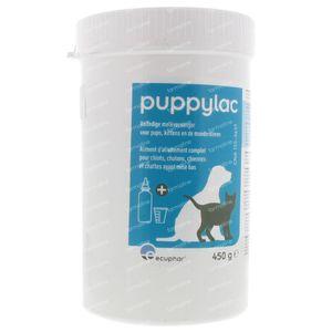 Puppylac Lait en Poudre Chien 450 g poudre