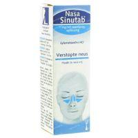 NasaSinutab® 1mg/ml - Helpt bij een Verstopte Neus, Snelle Werking 10 ml spray