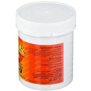 Deba Hmb 750 Mg 120 tabletten