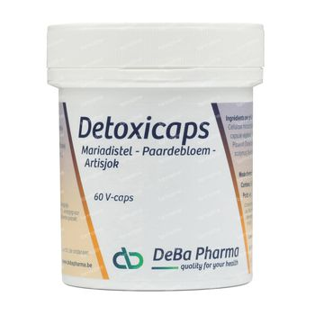 Deba Detoxicaps 60 capsules