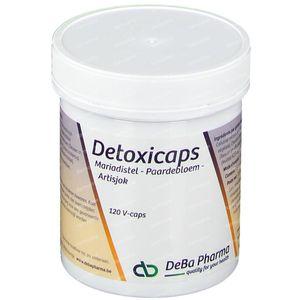 Deba Detoxicaps 120 capsules