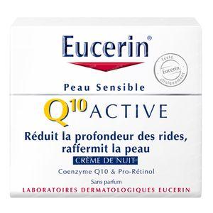 Eucerin Q10 ACTIVE Crème de Nuit 50 ml