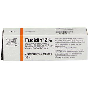 Fucidin Zalf  2% 30 g zalf