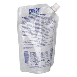 Eubos Shower & Cream Refill 400 ml