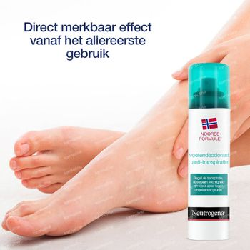 Neutrogena Deodorant Anti-Transpirant Voeten 150 ml
