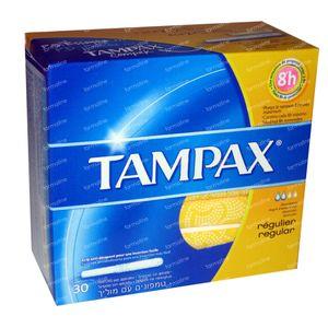 Tampax Regular Tampons 30 stuks