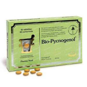Pharma Nord Bio-Pycnogenol 60 tabletten
