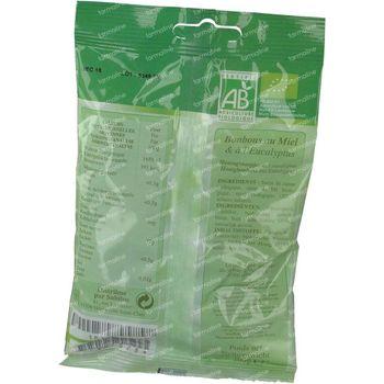 Bonbons Bio Eucalyptus 100 g