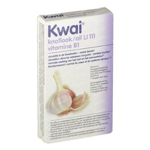 Kwai Knoflook 300mg 30 dragees
