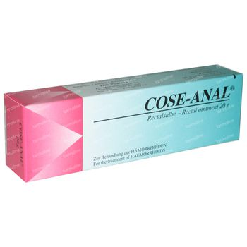 Cose-Anal 20 g