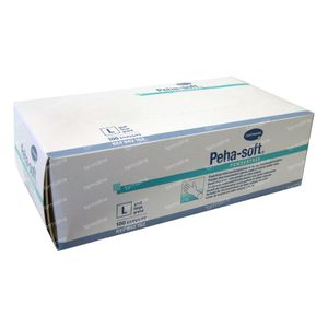 Hartmann Peha-Soft Latex Powderfree L 942162 100 unidades