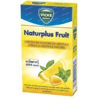 Vicks Lemon +C Zonder Suiker 40 g