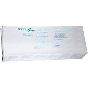 Rushcare Eruplast Plus CH12 850162 60 stuks