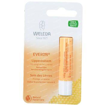 Weleda Soin des Lèvres Everon 1 stick
