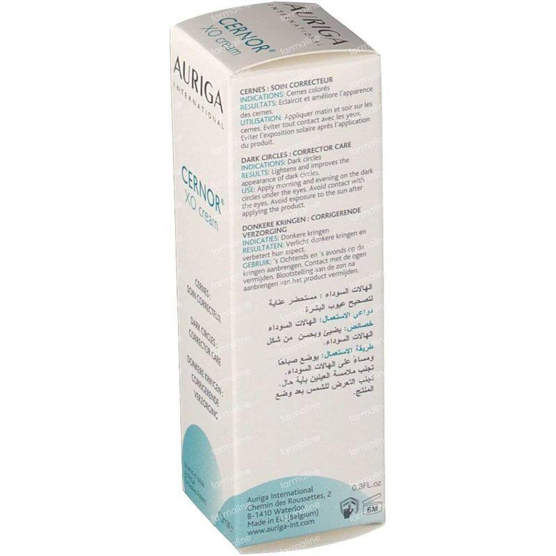 Cernor Xo Anti-Cernes 10 ml crème commander ici en ligne