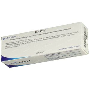 Labo Life 2LARTH 30 capsules
