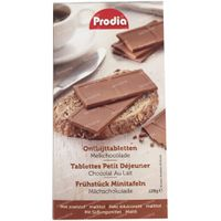 Prodia Frühstück Tabletten Milchschokolade 8g 16 st