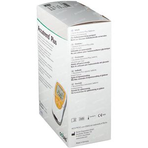 Accutrend Plus System Toestel Ref 5050472171 1 stuk