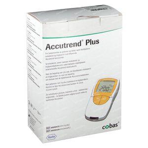 Accutrend Plus Appareil Ref 5050472171 1 pièce