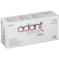 Adant Oplossing Injectie IA 1% 7,50 ml ampoules