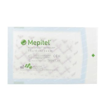 Mepitel Sterile 7.5cm x 10cm 290710 1 st