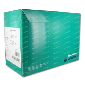 Coloplast Freedom Clear Ls 28Mm 30 unidades