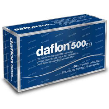 Daflon 500 60 comprimés