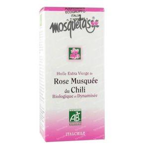 Mosqueta's Rose Rozenolie Nature Bio 30 ml