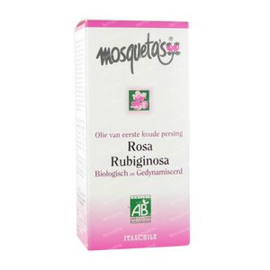 Mosqueta's Rose Huile De Rose Nature Bio 30 ml