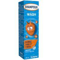 Shampoux Wash Textile Anti-Poux & Lentes 100 ml